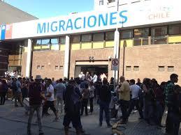 migración chile